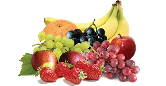 Have you ever just stopped and taken a close look at the variety of colors the different fruits are that ...