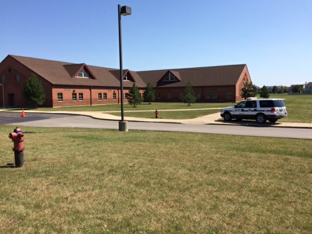 Joliet police responded to a false alarm on Monday which caused Charles Reed Elementary to go in to lock down mode for just under an hour.