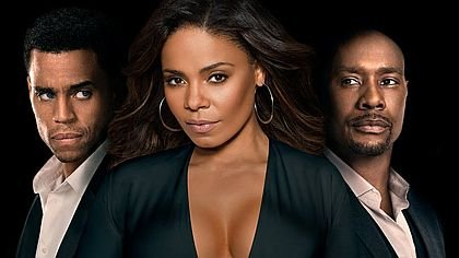 Sanaa Lathan has a lot to sing about – literally.