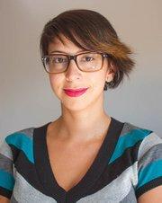 Right, Moira Studio founder and creative director Clemencia Herrera.