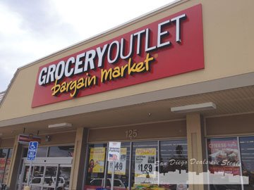 Grocerty Outlet Long Beach