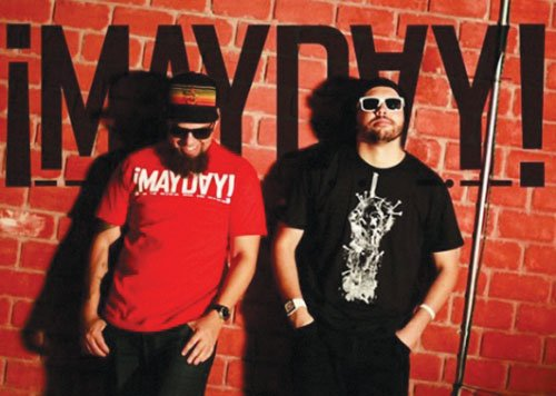 Miami hip-hop crew and Tech N9ne's label signee, ¡Mayday! brings their high energy live show to Portland this Thursday.