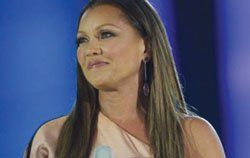 Controversy forced her to give up the crown 32 years ago, but Vanessa Williams got her moment of redemption Sunday ...