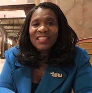 Dr. Glenda Baskin Glover took over as president of TSU in January 2013 with a five-point plan: (1) academic progress and customer service, (2) fund raising and partnerships, (3) diversity and inclusion, (4) shared governance and (5) business outreach. (Photo: Karanja A. Ajanaku)