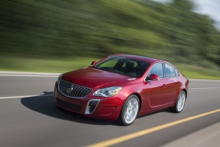 Buicks no longer look like Buicks of yesteryear and when it comes to the Buick Regal GS, that fact is ...
