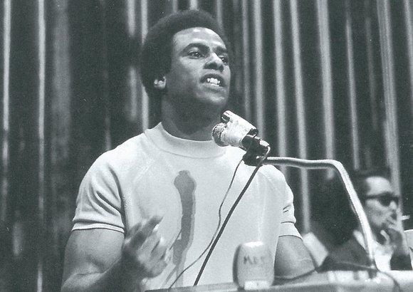 Revolutionary activist Dr. Huey Percy Newton was fatally shot at 47 years of age Aug. 22, 1989, on Center Street ...