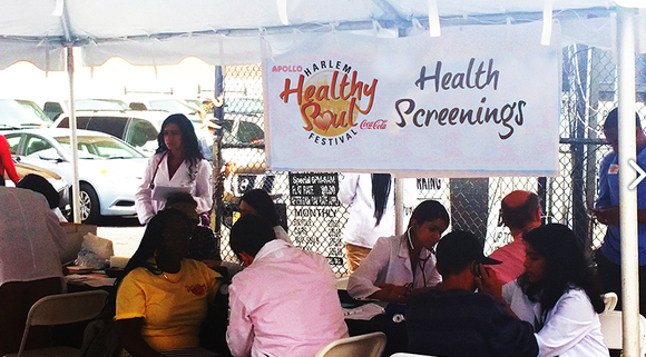 The Apollo Theater presents its third annual community initiative focused on family wellness—Harlem Healthy Soul Festival, on Saturday, September 19 ...