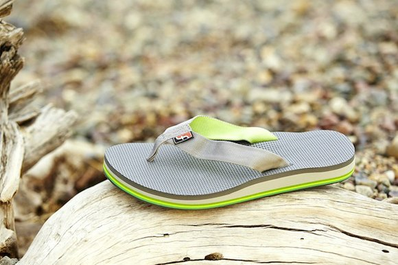 a0c784068 First Heat-Moldable Flip-Flop Company Launches on Kickstarter ...