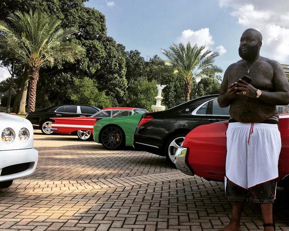Rick Ross House Is Ridiculous Houston Style Magazine