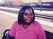 Natasha Thomas, a regular Metra customer, said the Homewood station in the village of Homewood, Ill. is long overdue for renovation.