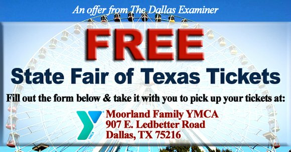 Free State Fair of Texas tickets