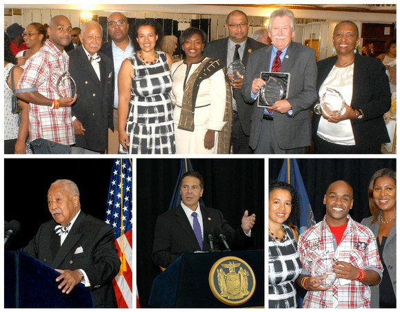 Members of the labor community and elected officials came out last week for the New York Amsterdam News and Bill ...