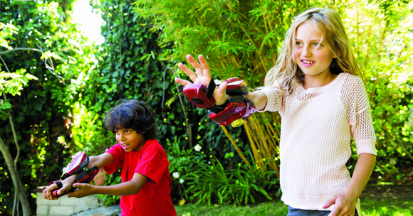 In today's electronic-driven digital age, youth are defining a new way to play.