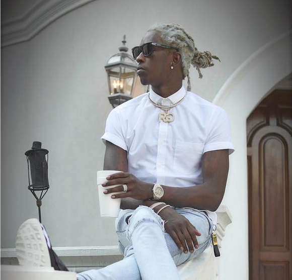Young Thug speaks on his (sort-of) relationship with Lil Wayne. d0f6f905c