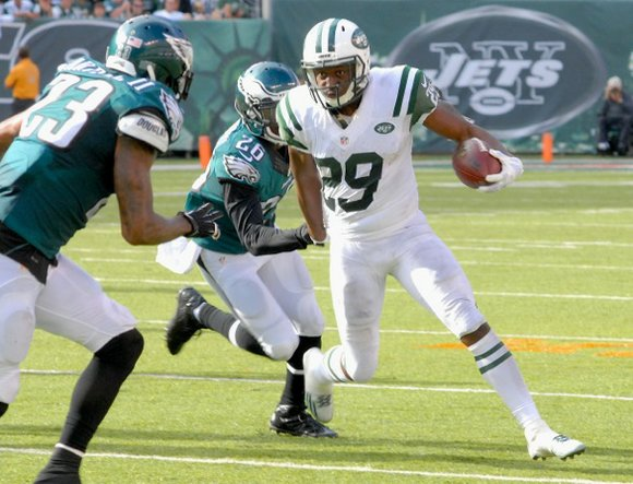 The overtime period in the press box of the New York Jets game Sunday at MetLife Stadium was kind of ...