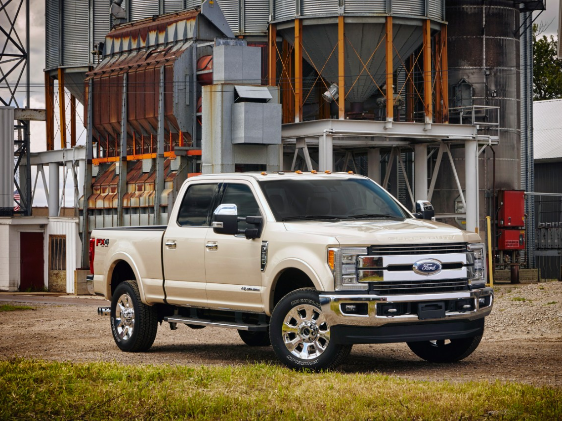 Americas Work Truck Reinvented All New Ford Super Duty Is Toughest Smartest Most Capable Ever