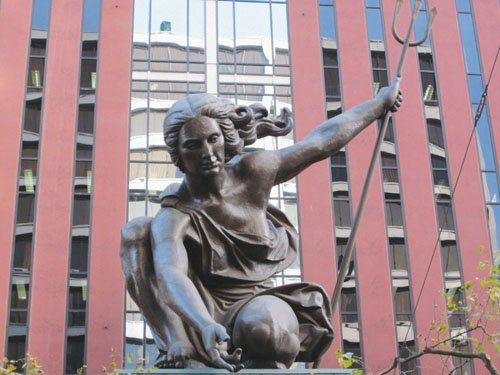 Portland's famous copper statue is turning 30 years old – and you're invited to help celebrate, Thursday, Oct. 8 from ...