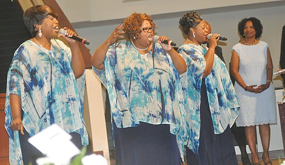 The Rev. Almeta Ingram-Miller said there was never any doubt that the renowned Ingramettes family gospel group would continue to ...