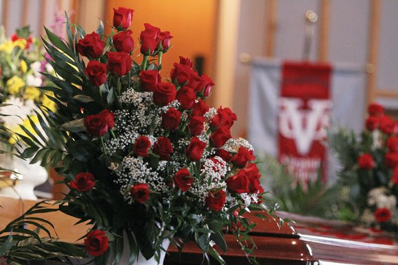 Hundreds of mourners gathered last Saturday to celebrate the life of Dr. Allix B. James, president emeritus of Virginia Union ...