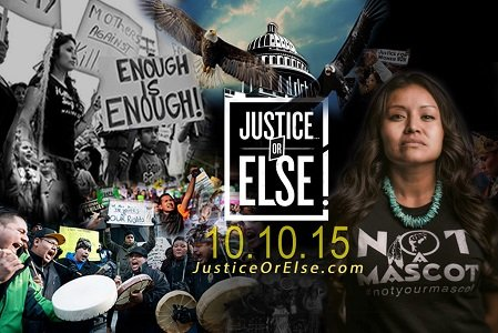 """""""Justice or Else"""" was the theme of a rally Saturday organized by Nation of Islam leader Louis Farrakhan to mark ..."""
