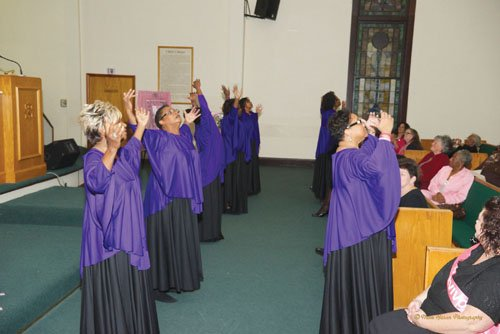 October kicks off Worship in Pink, a month-long effort in the black community to address the breast health disparities for ...