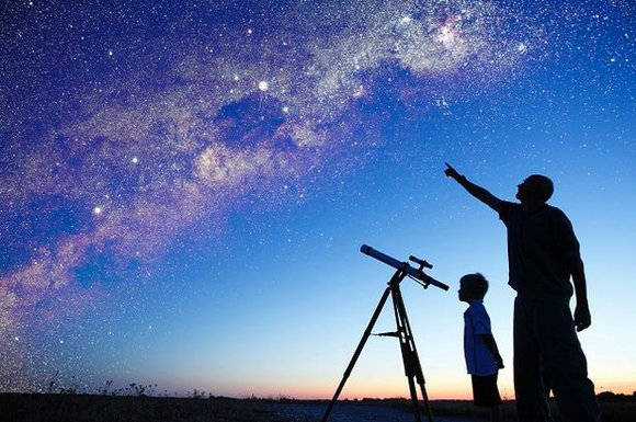 The event will be held on Trantina Farm in Homer Township and celebrates the village's International Dark Sky recognition.