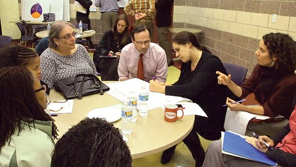 A year ago, members of the Boston Compact, a team of city, charter school and BPS officials, said they would ...