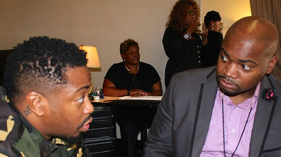 During a concert tour stop in Memphis last weekend, neo-soul artist Raheem DeVaughn made time for a conversation that included ...