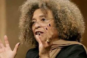 Political activist, scholar and author Angela Davis will deliver the 2015 Margaret Brent Lecture at St. Mary's College of Maryland on Thursday, October 29, 2015 at 4 p.m. in the Michael P. O'Brien Athletics & Recreation Center Arena located at 8952 E. Fisher Road in St. Mary's City, Maryland.