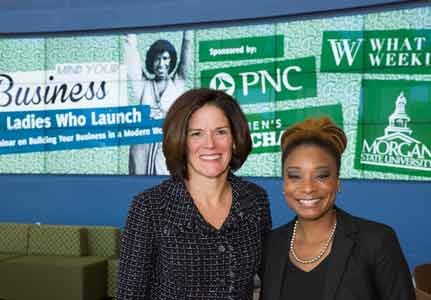 "PNC's involvement in the ""Mind Your Business: Ladies Who Launch"" seminar at Morgan State University is just one of the ..."
