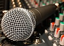Microphone, music