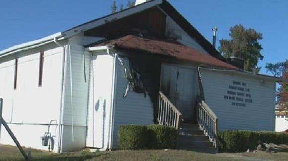 Arson fires have been set at half a dozen St. Louis-area churches in recent days. Authorities want to know who ...