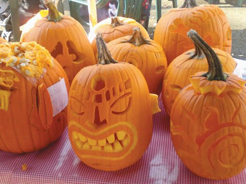 Portland Farmers Market invites everyone to its annual Great Pumpkin events at its King Market site in northeast Portland and ...