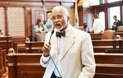 State Sen. Donne Trotter is assisting in an effort to have Emanuel AME Church in South Carolina receive a Nobel Peace Prize.