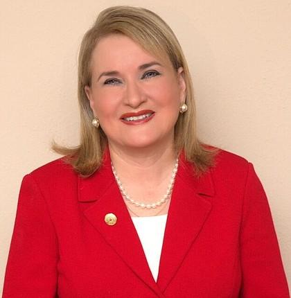 Texas State Senator Sylvia Garcia