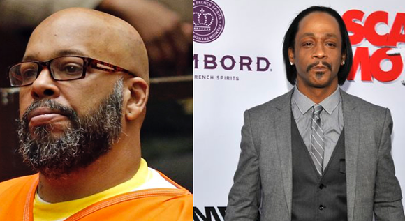 "Former rap music mogul Marion ""Suge"" Knight and comedian Katt Williams are scheduled to appear in a Los Angeles courtroom ..."