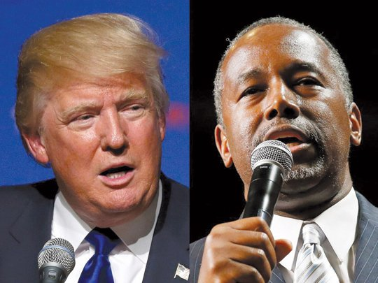 Going into Wednesday's Republican debate, Donald Trump had been usurped by retired neurosurgeon Dr. Ben Carson. Inspite of a string ...