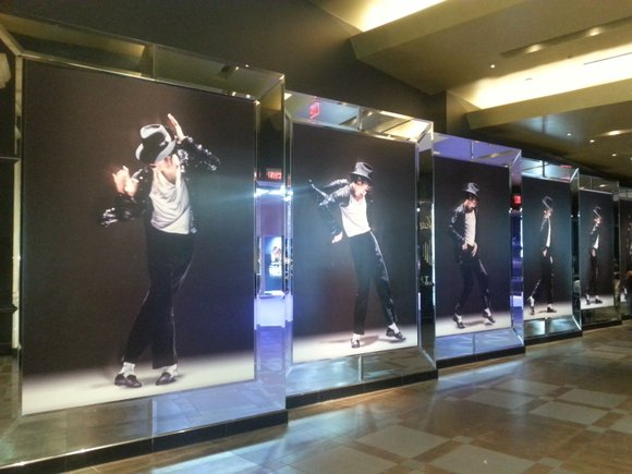 """Cirque Du Soleil's """"Michael Jackson ONE"""" is a must-see in Las Vegas!"""