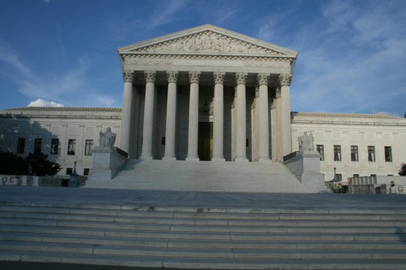 The Supreme Court on Tuesday upheld President Donald Trump's ban on travel from several mostly Muslim countries, rejecting a challenge ...
