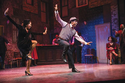 "The Tony Award-winning musical Ain't Misbehavin' – a celebration of the Jazz legend, Thomas ""Fats"" Waller and the black musicians ..."