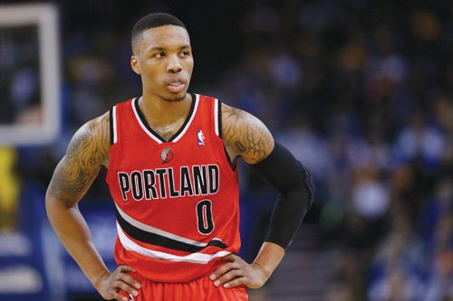 Damian Lillard had 34 points and seven assists, and the Portland Trail Blazers beat Minnesota 106-101 on Monday night in ...