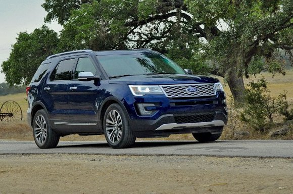 The Ford Explorer is the best-selling midsize SUV in the country, with around one million on the road. But hundreds ...