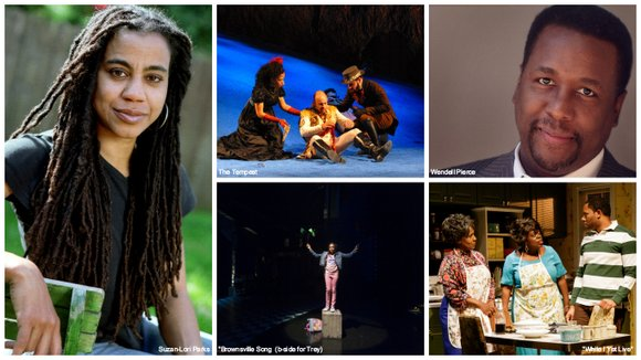 In 2014 and 2015, Black theater has shined so brightly.