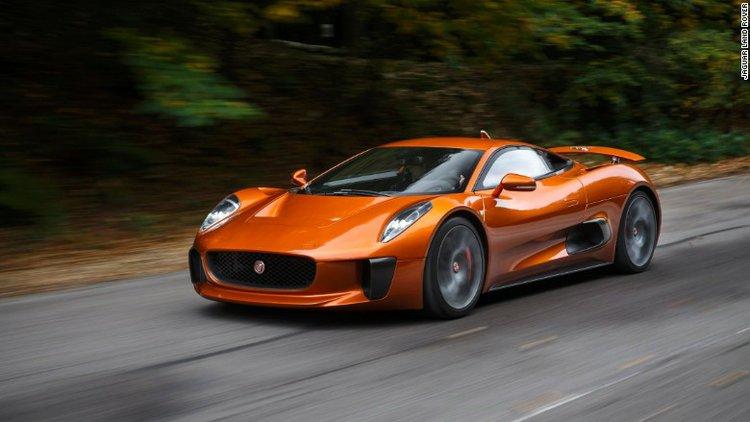 Jaguar Reveals Its Fastest Car Ever