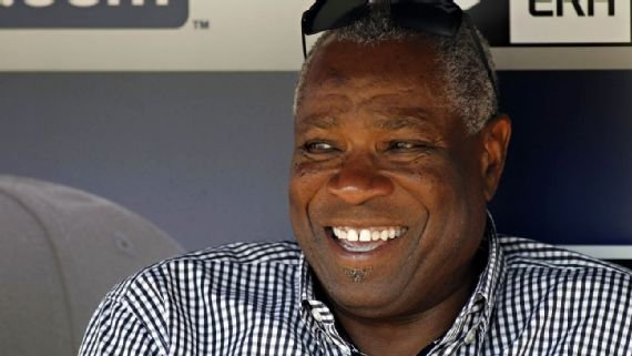 "Johnnie B. ""Dusty"" Baker once hung his baseball cap in Richmond before becoming a successful big league player and manager."