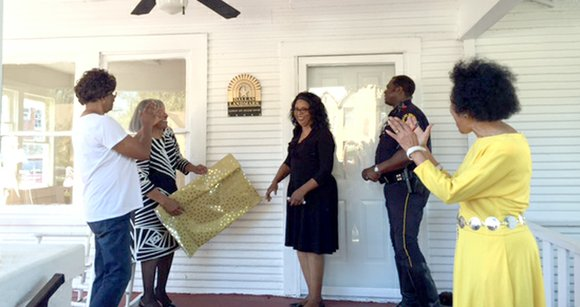 Students, colleagues, friends and family of Kathlyn Joy Gilliam gathered together at 3817 Wendelkin St. on Oct. 16 for the ...