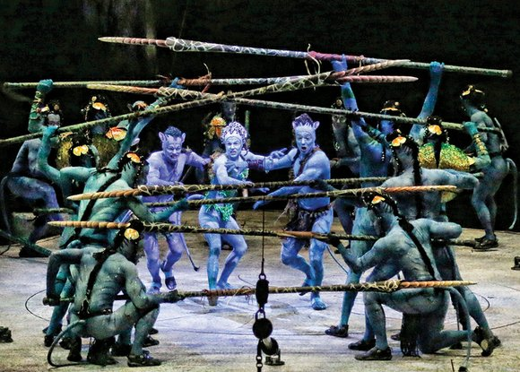 "Entertainment giant Cirque du Soleil is just days away from premiering its newest creation, ""TORUK – The First Flight,"" a ..."