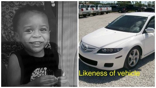 Baltimore police are searching for a 2-year-old boy kidnapped during a carjacking Friday morning in West Baltimore.