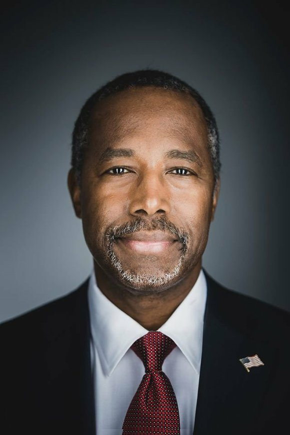 We Hope That Dr Ben Carson Once A Candidate To Be President Wasn