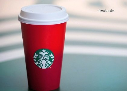 This year's holiday season red cups at Starbucks have stirred up critics who accuse the company of waging a war ...